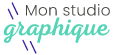 Mon studio graphique Logo